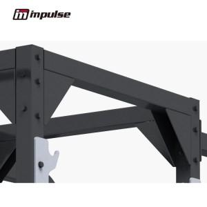 Weight Plate Rack Option
