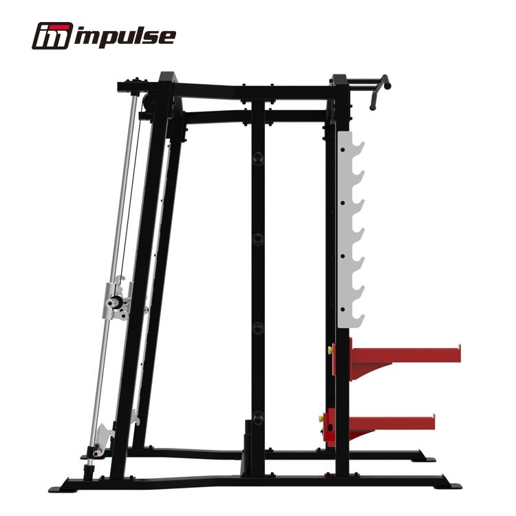 Magic rack/Smith Machine