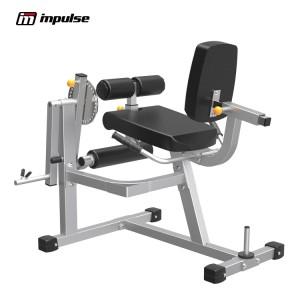 LEG EXTENSION/CURL MACHINE